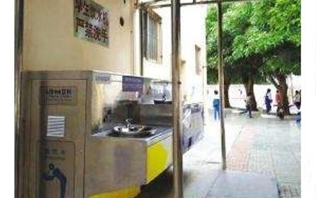 陕西科技技师学院宿舍楼直饮水项目
